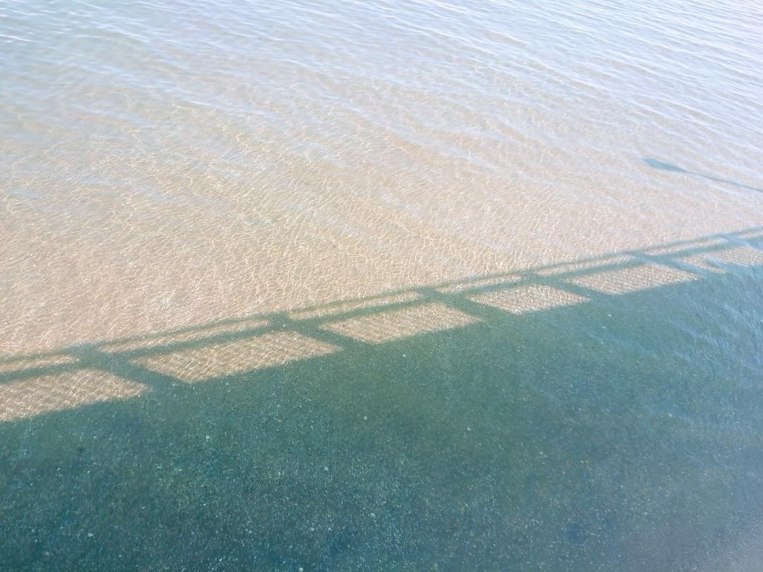 海が見たかった!竹島デート